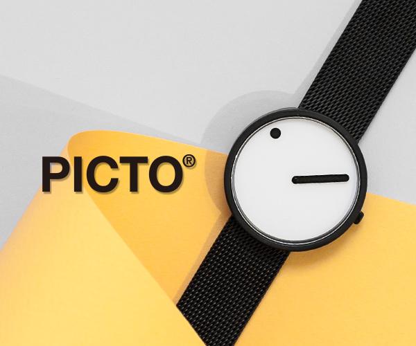 芸能人がドラマで使用 人気腕時計PICTO(ピクトウォッチ)の公式販売