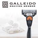カミソリ定期便【Galleido Shaving Member】