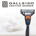 【Galleido Shaving Member】カミソリ定期便