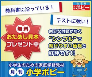 新学社『小学ポピー』