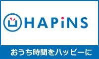 全国160店舗展開、かわいい雑貨【HAPiNSオンラインショップ】